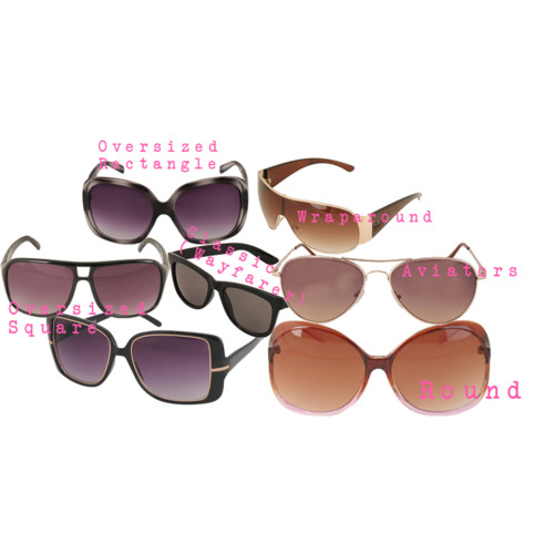 Sunglasses Perfect For Your Face Shape
